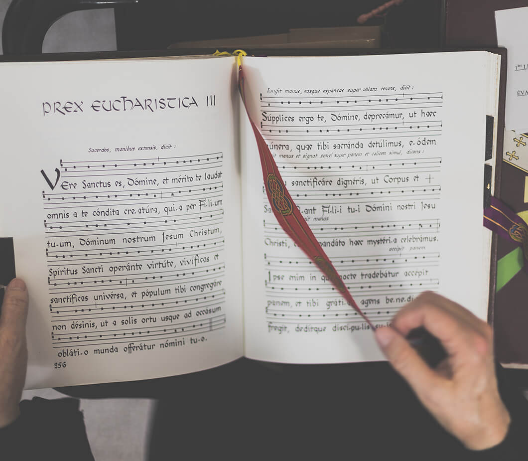 Vocations - Eucharistic Prayer